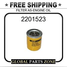 2201523 - FILTER AS-ENGINE OIL  for Caterpillar (CAT)
