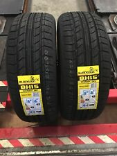 2 X 215 55 17 BLACKLION 215/55R17 94V BRAND NEW TYRES AMAZING B RATED WET GRIP
