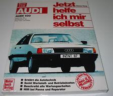 Reparaturanleitung Audi 100 Typ 44 C3 Benziner Limo Avant 09/1982 - 11/1990 NEU!