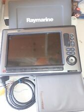 Raymarine E120 W Touch Screen Multi-Function Display