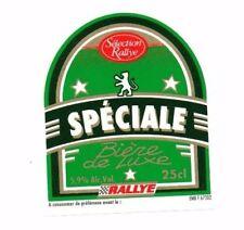France - Beer Label - Brasserie Meteor, Hochfelden - Rallye Speciale