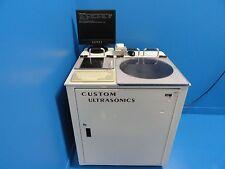 Custom Ultrasonics System 83 Plus (83-2) Single Chamber Washer Disinfector~11724