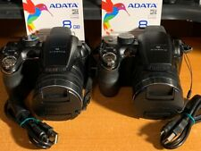 Fujifilm FinePix S Series S4250 14.0MP Digital Camera - Black + SD Card