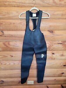 Desoto T1 First Wave Bibjohn Wetsuit SIZE 3 Men's or Women's