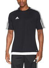 Adidas Maillot de Football Estro 15 Noir / Blanc XL