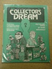 COLLECTORS DREAM #4 VG+ G&T PUBLICATION US MAGAZINE