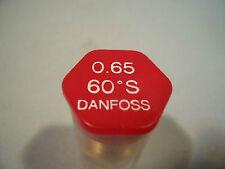 Brennerdüse Danfoss 0,65/60°S Vollkegel Düsenwechsel reduziert den Ölverbrauch