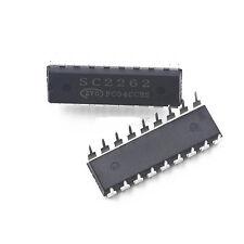 5PCS PT2262 DIP-18 PTC Remote Control Encoder NEW