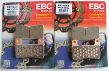 Kawasaki Z1000 / SX (2010 to 2016) EBC FRONT Sintered Brake Pads FA379HH 2 Sets