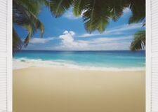 XXL-Poster Riesig Maldives Bliss (Malediven Strand ) 140 x100 cm