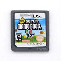 Super Mario Bros.(Nintendo DS) XMAS Gifts Game Card Only #