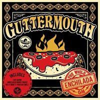 GUTTERMOUTH - THE WHOLE ENCHILADA (GATEFOLD BLACK/RED/GREEN 2LP) 2 VINYL LP NEU
