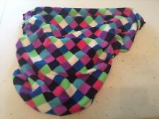 FLEECE SADDLE COVER FITS ALL SIZE'S AND TYPE'S OF SADDLES