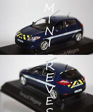 "Norev Renault Mégane ""Gendarmerie"" 2012 1/43 517718"
