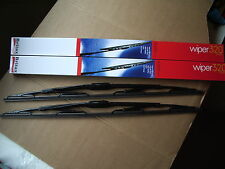 "DAF LF45 LF55 PSV Wiper-Britax wiper blades (1 pair) with Washer Jets 24"" 600mm"