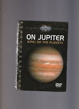 Exploring Space 04 On Jupiter King Of The Planets DVD/HC Book