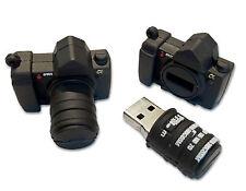 Telecamera CAM-USB stick con 8 GB di memoria/memoria USB Chiavetta Flash Drive