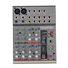 Live mixer da 10 canali