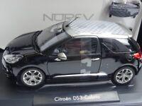 1/18 Norev Citroen DS3 Cabrio 2013 schwarz 181545 SONDERPREIS 29,90 €