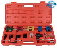 19 PC Engine Universal Timing Belt Chain Camshaft Flywheel Locking Tool Set Kit