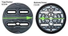 Replacement Discs for Snowboard Bindings 7.5 inner-9.5cm burton k2 style PRT2