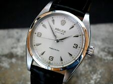 Collector Condition 1959 Rolex Oyster Precision 'Explorer' Dial Vintage Watch