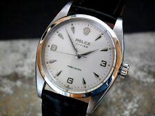 """Condizione da collezione 1959 Rolex oyster Precision """"Explorer"""" Quadrante Orologio Vintage"""