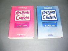 Brasillach Bardèche Histoire du cinéma deux volumes complet ed.André Martel 1953