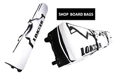 LOKKER SNOWBOARD BAG- Double & Single, fits Snowboards, Boots & all your gear