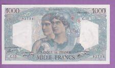 (Ref: C.15) 1000 FRANCS MINERVE ET HERCULE 26/04/1945 (NEUF) RARE