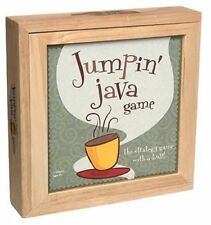 Jumpin Java Game by Fundex Games, Gigamic. New and sealed wooden coffee strategy