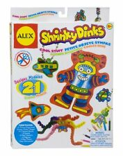 Alex Toys Shrinky Dinks Cool Stuff , New, Free Shipping