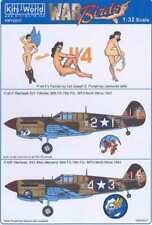 Kits World Decals 1/32 CURTISS P-40F WARHAWK North Africa 1943 Part 1