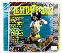 Testosterona BRAND NEW SEALED MUSIC ALBUM CD - AU STOCK
