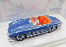 DINKY TOYS DY-033 * MERCEDES BENZ 300 SL ROADSTER * CODE 2 * COA 1996 * LIMITED
