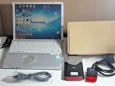 VEHICLE AUTO DIAGNOSTIC LAPTOP CAR TRUCK VAN +VCI, PETROL & DIESEL, WOW! ex NHS