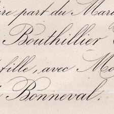 Yvonne De Bouthillier Chavigny 1875 Antoine De Bonneval