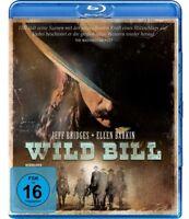 WILD BILL - BRIDGES,JEFF/BARKIN,ELLEN/HURT,JOHN/+   BLU-RAY NEU