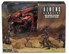 """New in box Aliens Ultra Deluxe Xenomorph Red Alien Queen 15"""" Action Figure"""