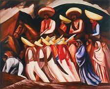 Diego Rivera, David Alfaro Siqueiros, Jos Clemente Orozco