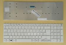 New for Gateway NV52L23u NV55S NV55S05u NV55S14u  Keyboard Swiss Tastatur White