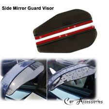 2X Universal Car Rear View Wing Mirror Sun Shade Shield Rain Board Eyebrow Guard