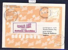 55679) SPAN AIR FF Friedrichshafen - Palma Spanien 1.4.01, GAU Brasilien