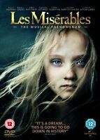 Les Misérables [DVD] New and sealed