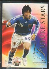 2010 Futera World Football series 2 # 722 Shinji Kagawa rookie card Dortmund
