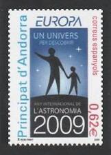 2009 Europa CEPT - Andorra spagnola - singolo