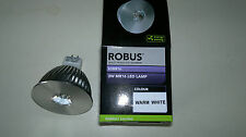 ROBUS 3W MR16 LED Lamp Cool White 38° beam angle