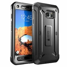 Samsung Galaxy S7 Active Case w Screen Protector Full body Rugged Holster Cover
