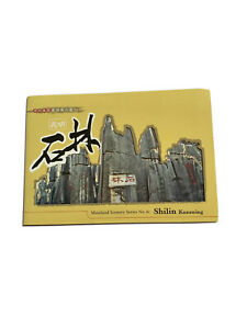 Mainland Scenery Series No. 6 Shilin Kunming Hong Kong Stamp Sheetlet Pack