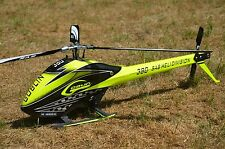 SAB goblin 380 ready to fly RTF 3 hoja Kyle Stacy Design + axon + MZ 24 Pro